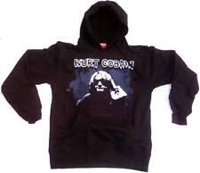 Bravado Official Kurt Cobain 1967-1994 Bird Kaputzen Maglione Sweat Shirt Hoodie S