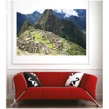 Affiche poster volcans vue de haut 69565180