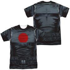 Authentic Bloodshot Shirt Costume Uniform Sublimation Allover Front Back T-shirt