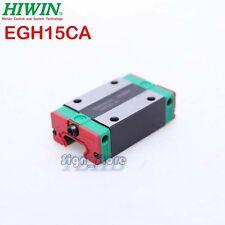 HIWIN Co2 Laser CNC Kit EGH15CA 20/25 Bearing Carriage Blocks Linear Guide Rail