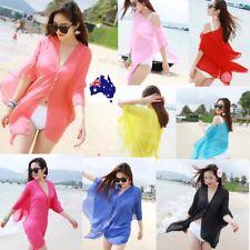 Womens Swimwear Beachwear Bikini Beach Wear Cover Up Kaftan Summer Sarong Dress