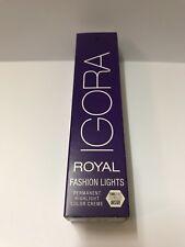 1 x Schwarzkopf Igora Fashion Lights Permanent Hair Color 60ml