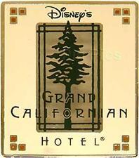 Disney DL Grand Californian American Express tour Pin