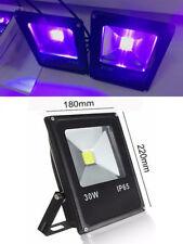 30W UV ultraviolet 365nm375nm385nm395nm415nm Led Outdoor FloodLight bulb Lamp