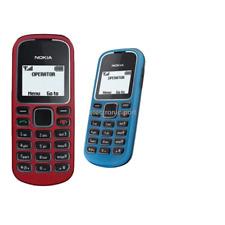 Nokia 1280 Unlocked Cellphone GSM Cheap  Mobile Phone Original Red Black Blue
