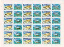 RUSSLAND RUSSIA 2003 SHEET FAUNA CASPIAN SEA MiNr: 1118 - 1119 ** POSTFRISCH