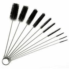 10Pcs Set Nylon Straw Brush Cleaner Bottle Tube Pipe Small Long Cleaning Best