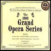 THE 1903 GRAND OPERA SERIES - MINT 2CD SET & BOOKLET