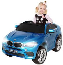 Elektroauto BMW X6M SUV Kinderauto Elektrofahrzeug Kinder Elektro Auto Spielzeug