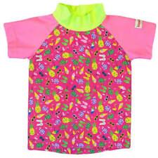 ImseVimse UV-Schutzkleidung für Babys und Kleinkinder T-Shirt Pink Beachlife