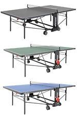 Sponeta S 4-70e S 4-72e S 4-73e outdoor Tischtennisplatte Expertline  mit Netz