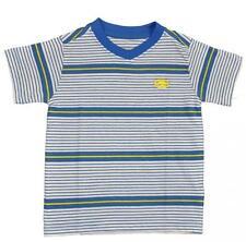 Ecko Unltd Toddler Boys Blue & White Striped Top Size 2T 3T 4T $28