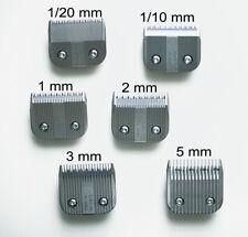 MOSER Scherkopf / Schermesser / Wechselschneidsatz / Klinge Max45, Max50