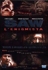DVD • SAW L'Enigmista BEST HORROR ITALIANO