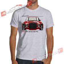 1971 Mercedes 300SEL Red Pig Racing T-Shirt
