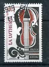 FRANCE - 1979 timbre 2072, Musique, Lutherie, oblitéré