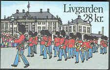 DENMARK HS40 (792) Royal Life Guard's Booklet, VF