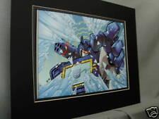 Soundwave # 2 Generation One Transformer Art Exhibit