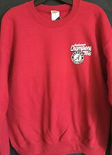 University of Alabama 2015 National Championship Crimson Sweatshirt