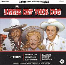 Annie Get Your Gun-1950-Orig Movie Soundtrack-20 Tr- CD