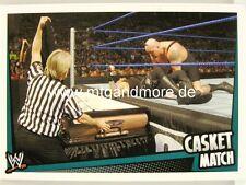 Slam Attax Rumble-Casket Match-match Type