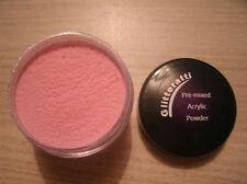Glitteratti 63 Pink Pearl NSI OPI Pre-Mixed Acrylic Powder