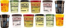 Eco Styler Styling Gel Agran Olive Oil Black Seed Coconut Hair Gel No Flack 32oz