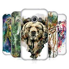 UFFICIALE RIZA PEKER ANIMALI COVER MORBIDA IN GEL PER SAMSUNG TELEFONI 4