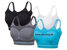 (A1) Sport Bustier Crivit Fitness BH Unterwäsche Bustier Fitness Sportwäsche