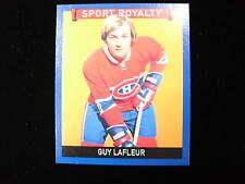 2009 Goudey Guy Lafleur blue mini insert  sports royalty   # 245