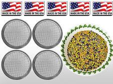 USDA Organic Super Health Mix Sprouting Seed & Micro Green Lid Mason Jar 1g-1lb
