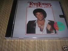 Tom Jones - Love Is on the Radio CD sealed OOP rare