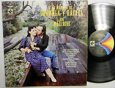 CARMELA Y RAFAEL con MARIACHI A LA MANERA DE... LP