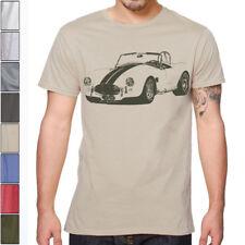 CLASSIC AC Shelby Cobra MK III SOFT Cotton T-Shirt Multi Colors S-XXXL