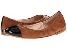 477f6f96a item 1 Sam Edelman Baxton 2 Ballet Flat SADDLE BLACK Brown Camel Leather  New Slip on -Sam Edelman Baxton 2 Ballet Flat SADDLE BLACK Brown Camel  Leather New ...