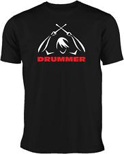 T-Shirt Drummer  Schlagzeuger  Motiv 4 in verschiedenen Farben