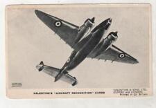 AIRCRAFT - LOCKHEED-VEGA VENTURA I Recognition Postcard *