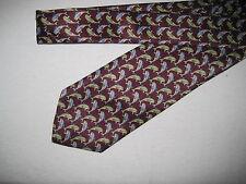 BOYS 50 x 2.75 Dolphin Print Tie Necktie Mark Jason ~ (12533)  FREE US SHIP