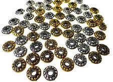 Perlen 20 Stk. 12mm Acryl Perle Spacer Rondelle Farbwahl Kunststoffperlen, neu