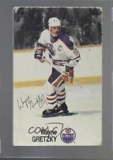 1988 ESSO NHL All-Star Collection WAGR Wayne Gretzky Edmonton Oilers Hockey Card