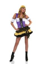 Sexy Gypsy Fortune Teller Womens Esmeralda Costume