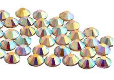 Sventate Flat Back CRISTALLI, eimass ® non hot fix vetro strass, Diamante, 7727