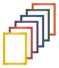 Premium Legno Arcobaleno GAMMA Cornici per foto di qualità & vetro