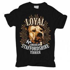 T-shirt American Staffordshire Terrier Dogs razza Stafford elenchi cani lotta