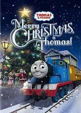 Thomas & Friends: Merry Christmas Thomas! (DVD MOVIE) BRAND NEW