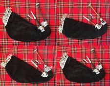 Goose Bagpipe Practice Set/Highland Bagpipe Goose Patrice with 4 Reeds Set
