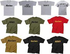 Short Sleeve Military Sport Physical Training T-Shirt Rothco