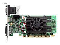EVGA NVIDIA GeForce 210 512 MB DDR3 PCI Express 2.0 DVI/HDMI/VGA Graphics Card