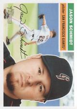 2005 Topps Heritage Baseball Base Singles #163-300 (Pick Your Cards)