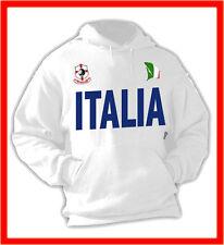 Felpa con cappuccio Supporters hoodie KT16 Tifosi Italia calcio football fans